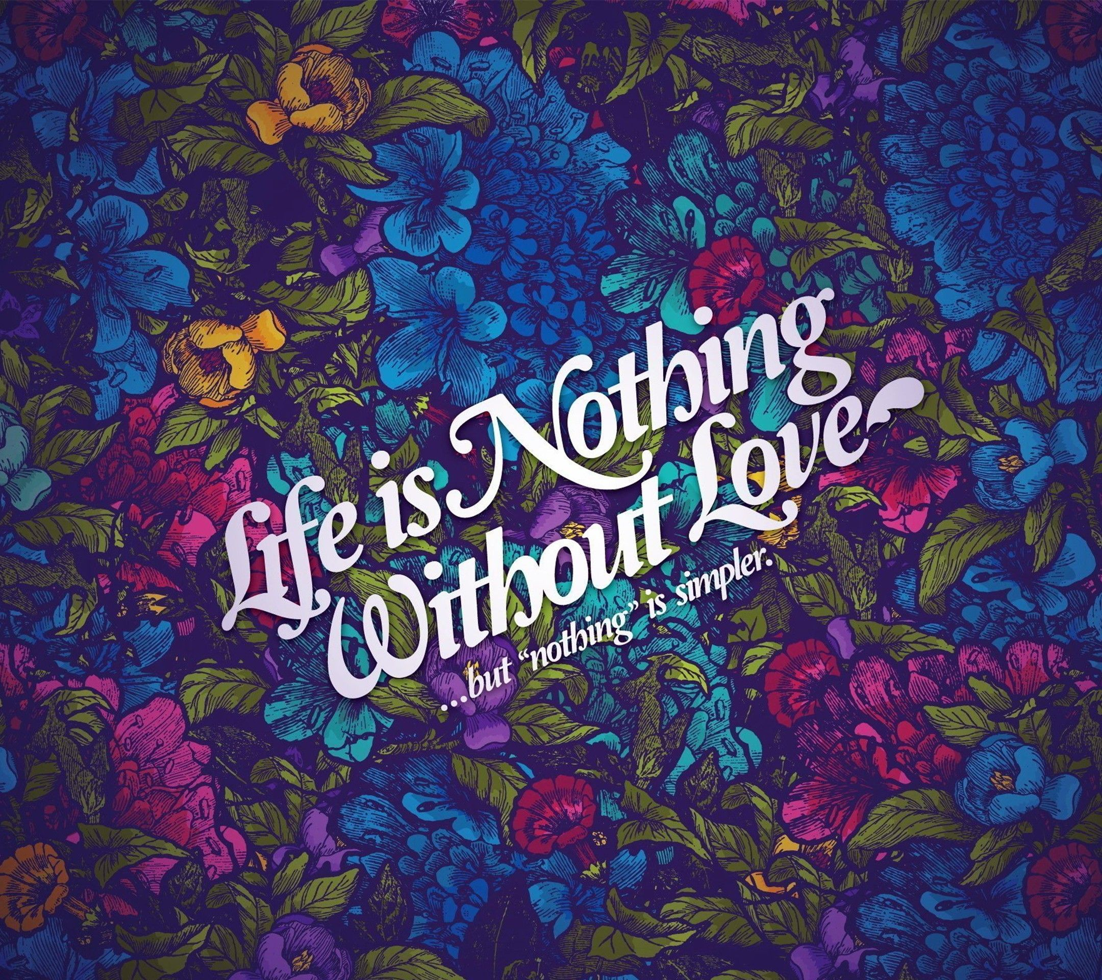 Tap image for more inspiring quotes Love is life mobile9