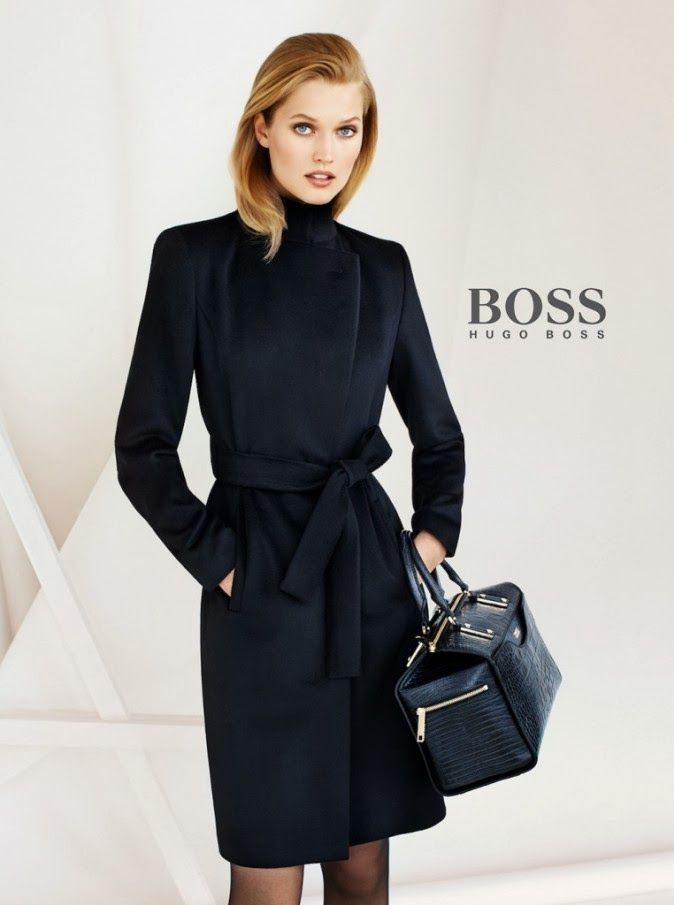 toni garrn for hugo boss september 2013 007 business styling pinterest schlicht b ros und. Black Bedroom Furniture Sets. Home Design Ideas