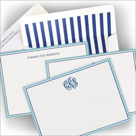 Pacifica Correspondence Cards