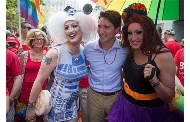 Trudeau to march in Toronto's Pride parade this summer, organizers say