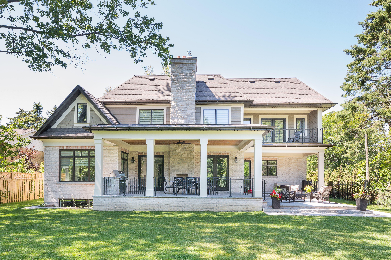 Prestige Homes Dream Home Craftsman Home Exterior