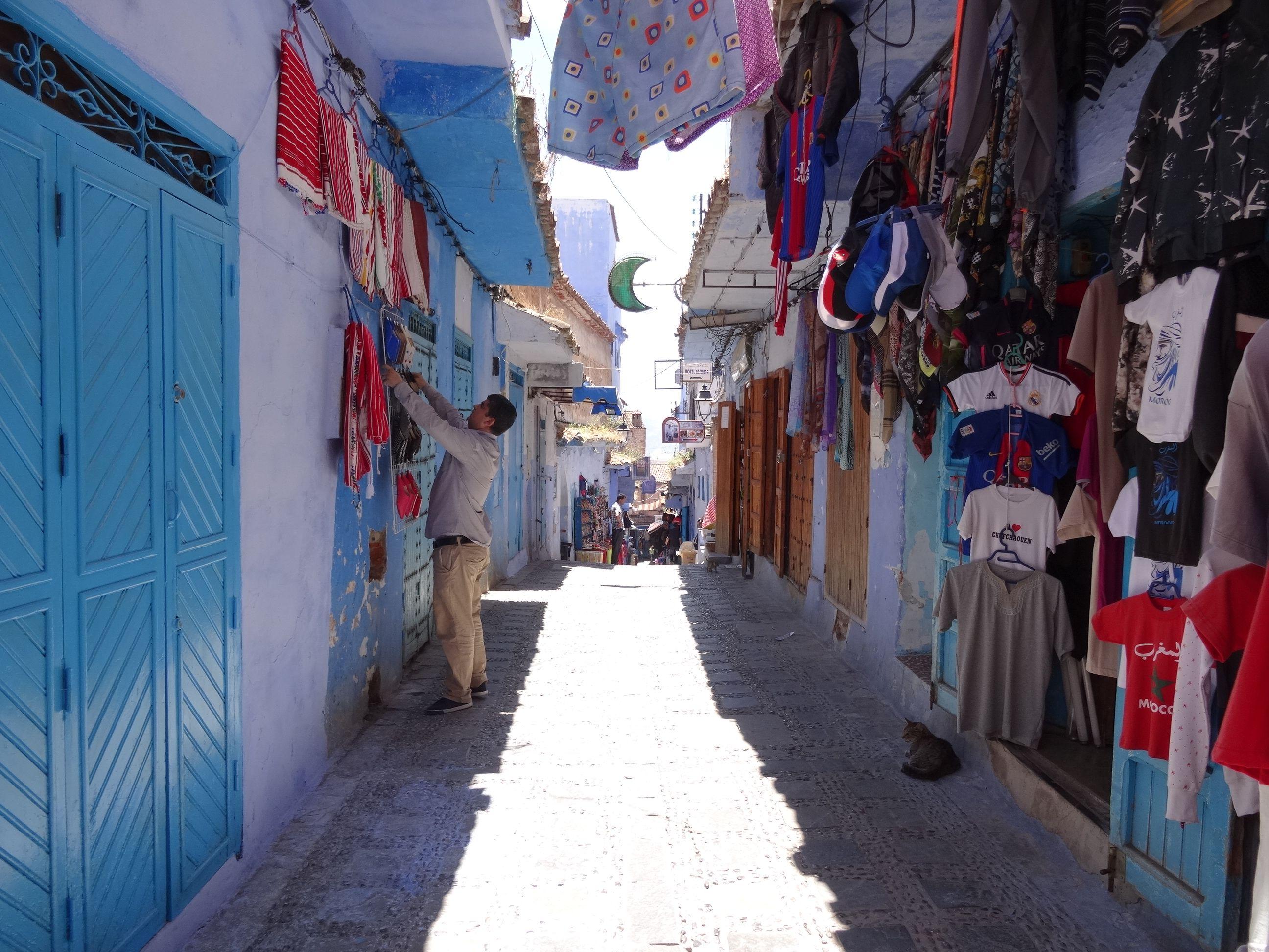 Tiendas de la Medina