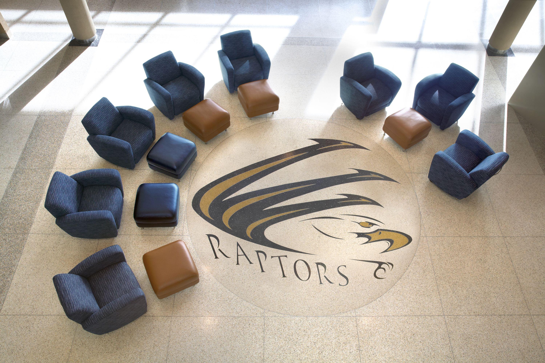 East Ridge High School Woodbury MN Reno Lounge Seating In Lobby - Office furniture lincoln ne