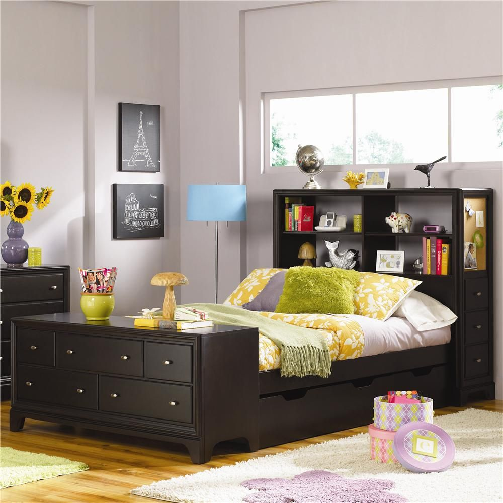 Midtown Full Size Captain S Bed With Under Bed Storage By Lea Industries Riverview Galleries Cap Bed Headboard Design Kids Bedroom Sets Headboards For Beds