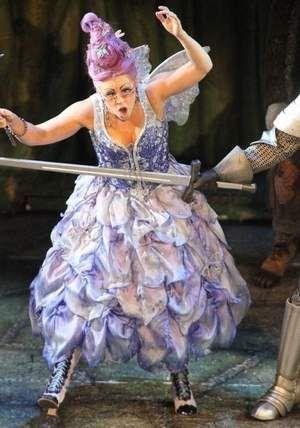 Joseph La Belle Fsview Sugar Plum Fairy Purple Hair Is Fun