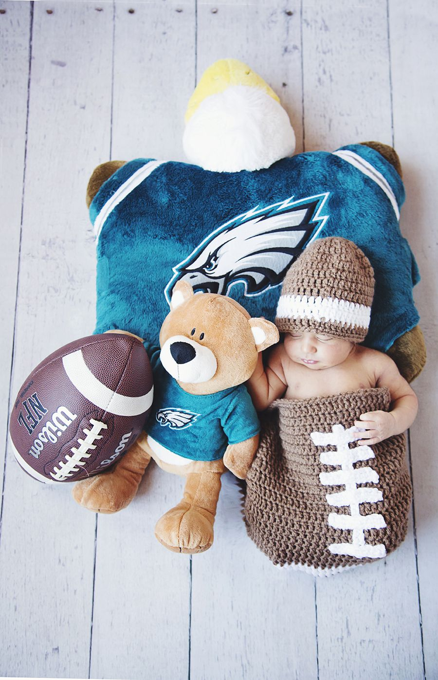 Football FancustomsportscardsselectcfmBirth – Football Birth Announcements