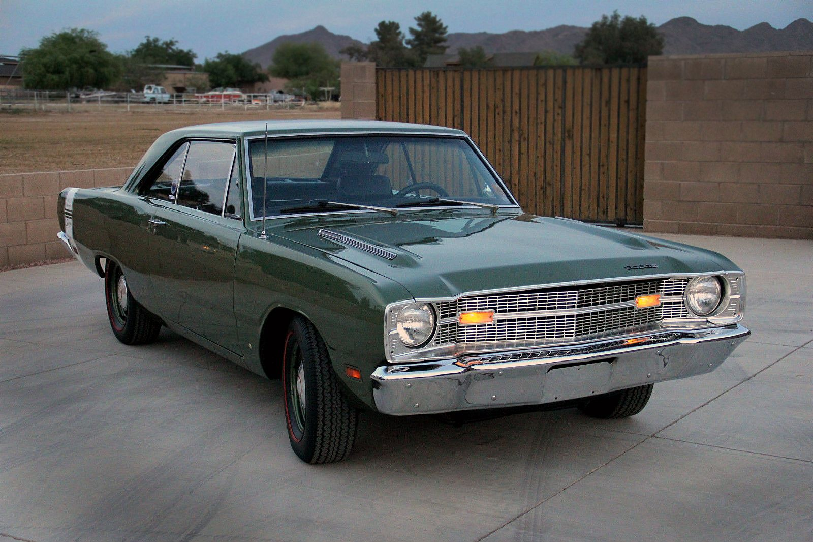 1969 dodge dart swinger 340ci 4speed click to find out more http
