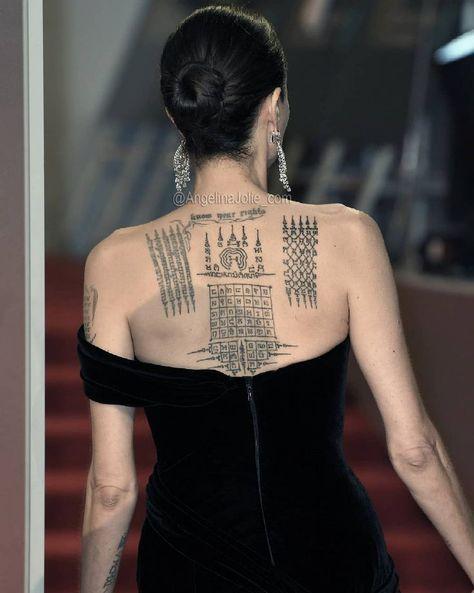 Photo of Angelina jolie tattoo #angelina #jolie #tattoo & angelina jolie tattoo & tatouag…