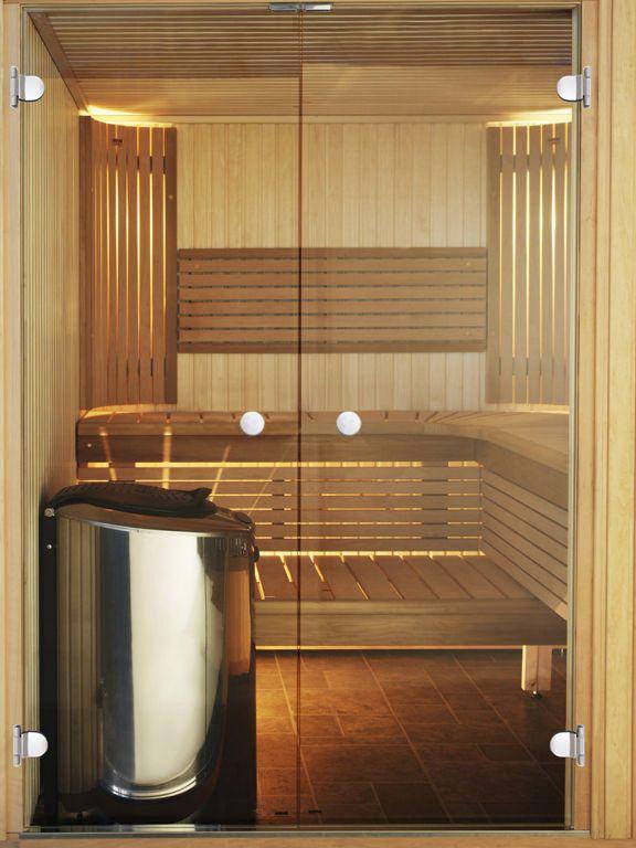 Glass Door Sauna Google Search Home Spa Indoor Doors