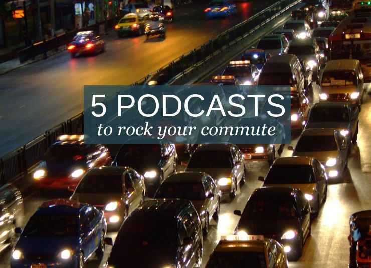 5 Podcasts to Rock Your Commute   Jaybird