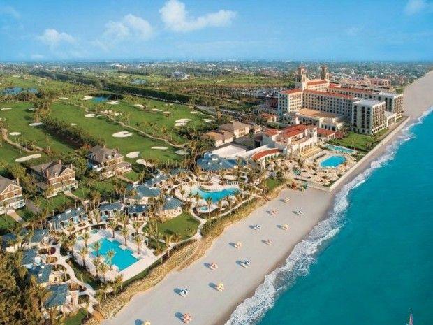 Fugir Um Pouco De Miami E Aproveitar As Maravilhas Palm Beach é Tentador Se Tratando Do Famoso The Breakers Que Tem Muito A Oferecer No Quesito
