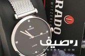ساعة نوع رادو Rado أوتوماتيك رياضية رجالية حجم كبير فئة ديستار Diastar مينا مميزة سويسرية أصلية 100 بمبلغ 2200 ريال Lt Br Silver Watch Silver Accessories