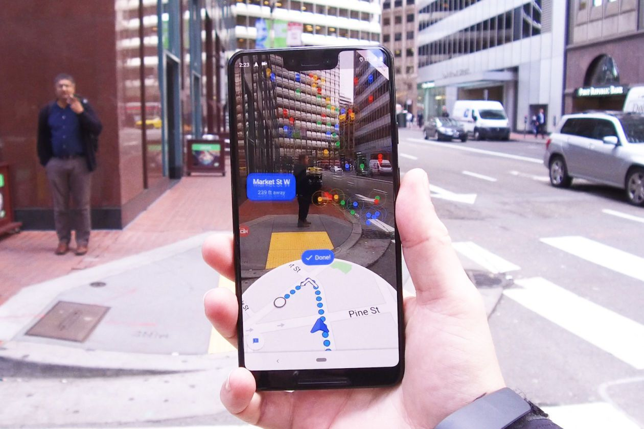 One of the best Google Maps features ever is finally live