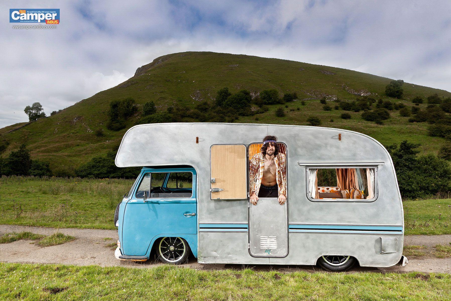 Ducha VW T5 Campervan