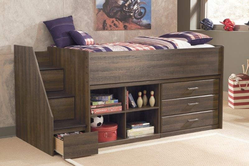 Lease To Own Juararo Step Loft Bed Financing Als In Canada