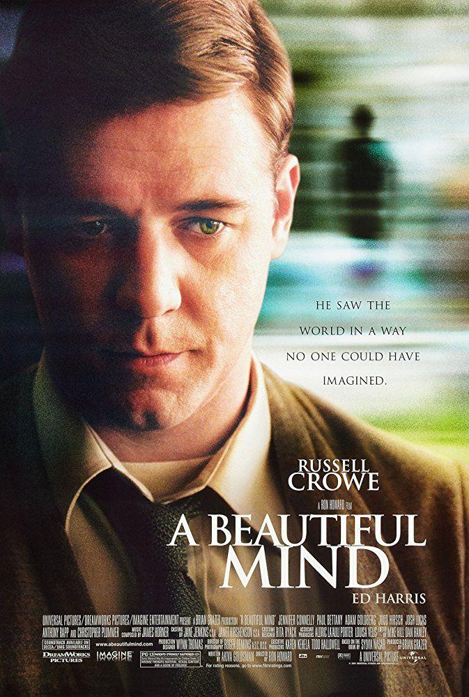 Игры разума / a beautiful mind (2001/bdrip) 1080p скачать торрент.