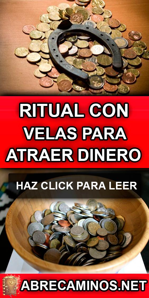 Ritual Con Velas Para Atraer El Dinero Rituales Con Velas Hechizos De Dinero Oracion Para El Dinero