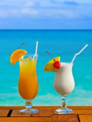 Beach Themed Drinks Let S Party With A Tail Wedding Theme