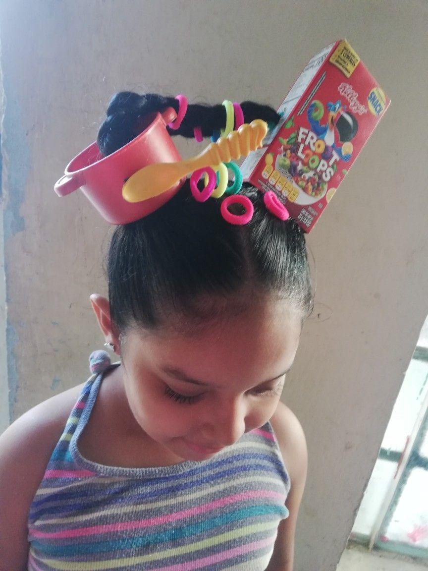 Imagen perfecta peinados niño Imagen De Consejos De Color De Pelo - Peinado loco 😍🙊 en 2020 | Peinados para niñas, Niños ...