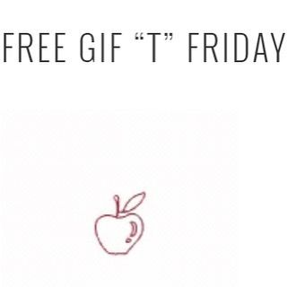 "Happy Friday! Here's another FREE GIF""T""! A GIF animation, which can be added to an email or anywhere else a picture can be inserted. It is a great addition to the the top or bottom of a ""Meet the Teacher"" email! Get it at our Teachers Pay Teachers store or nofiredrills.com/blog! #blog #blogger #teacher #teachers #nofiredrills #GIF #gift"
