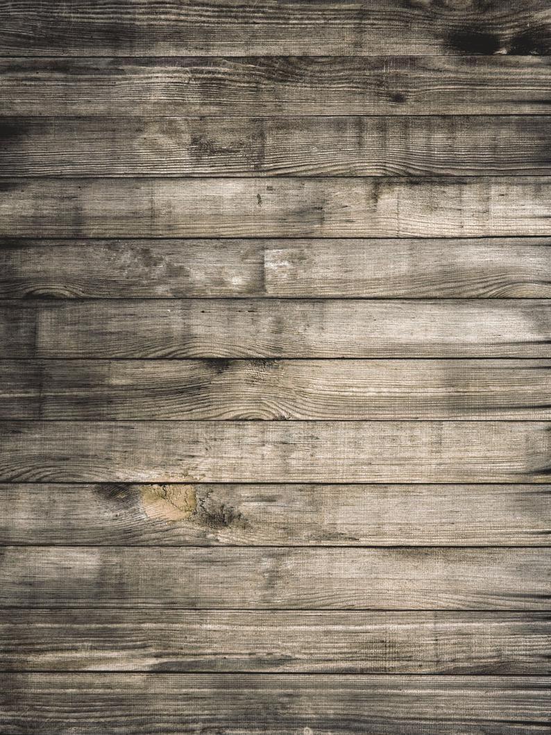 ON SALE Floor Drop Backdrop Dark Vintage Unfinished