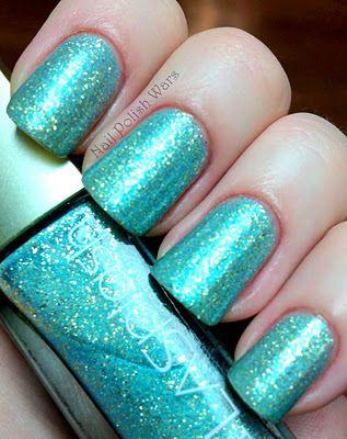 Blue Nails Turquoise Nails Nails Blue Nails