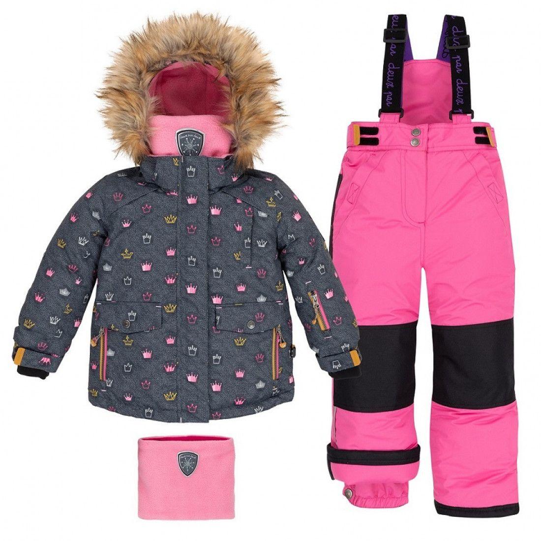 канадская одежда для детей зимняя
