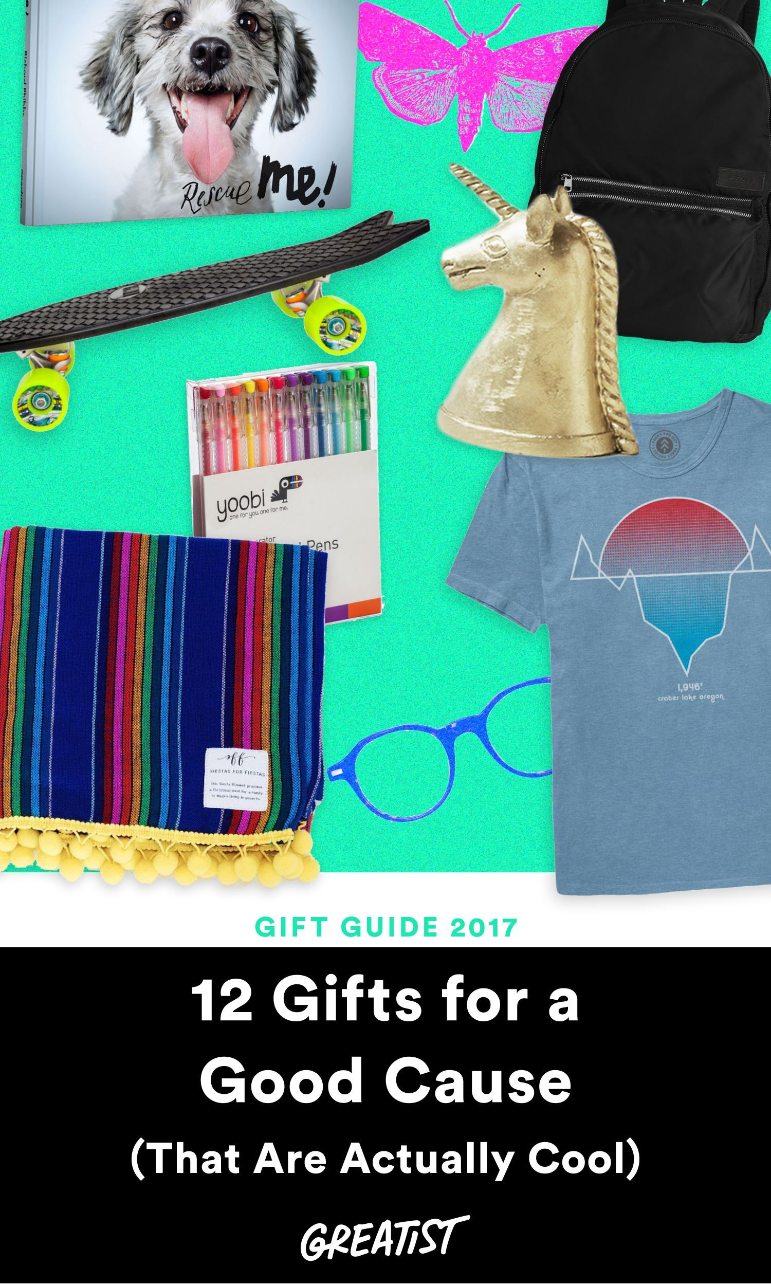 12 Gifts for a Good Cause (That Are Actually Cool ...