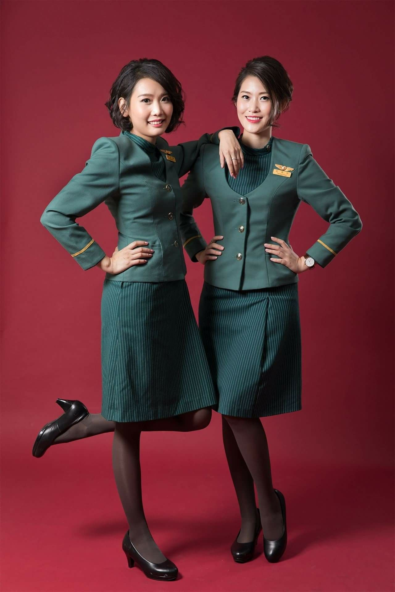 Pin by Jeff Lye on Cabin crew | Flight attendant, Airline ...