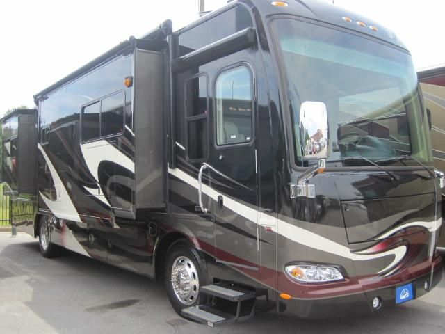New 2012 THOR MOTOR COACH Tuscany 36UF Class A - Diesel