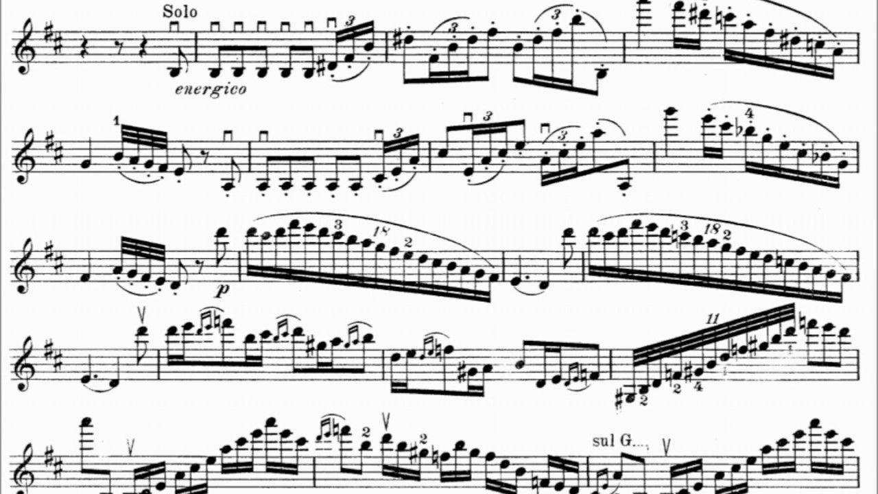 Paganini Kreisler La Campanella