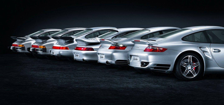 Reunion Porsche 911 Turbo Porsche 911 Porsche