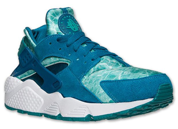 outlet store 8f361 66965 Nike Air Huarache – Green Abyss   Turbo Green
