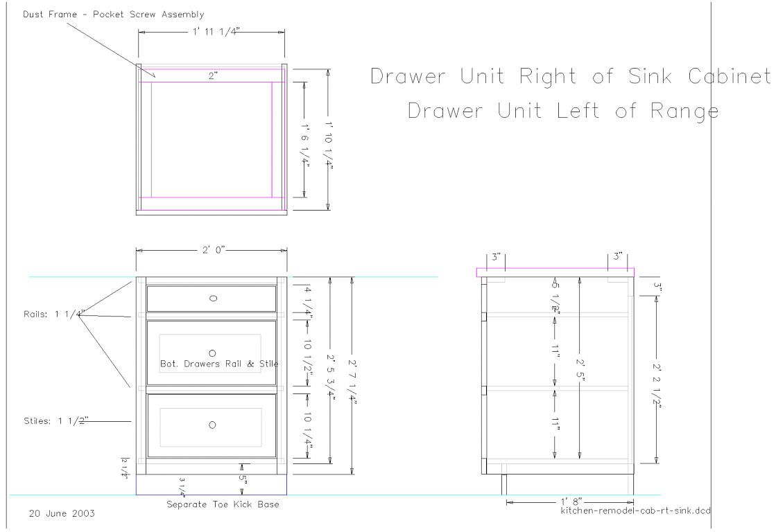 Woodwork Plans For Cabinet Base Plans From Kitchen