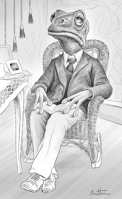 Half Human Half Animal Preparatory Sketch Hybrid Art Human Art Human Drawing