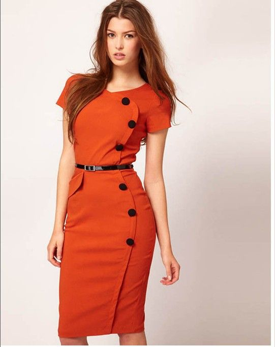 1fb0e46af2a46 Smart Casual Dress Women Promotion-Shop for Promotional Smart ...