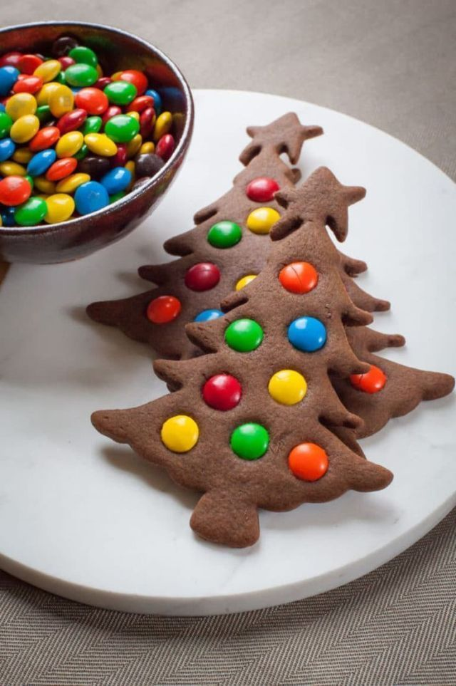 Gingerbread Christmas Tree Cookies # gingerbread # place # christmas tree - #christmastreeideas