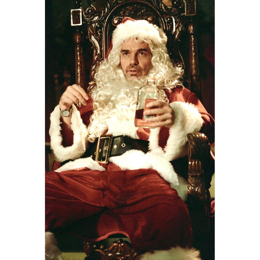 Bad Santa Costume Bad Santa Santa Costume Santa Fancy Dress Bad Santa