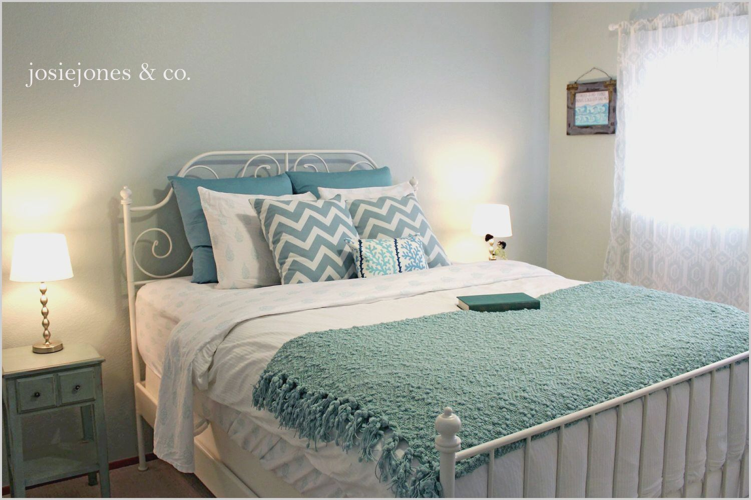 Ideas for Duck Egg Blue Bedrooms in 15  Blue bedroom decor