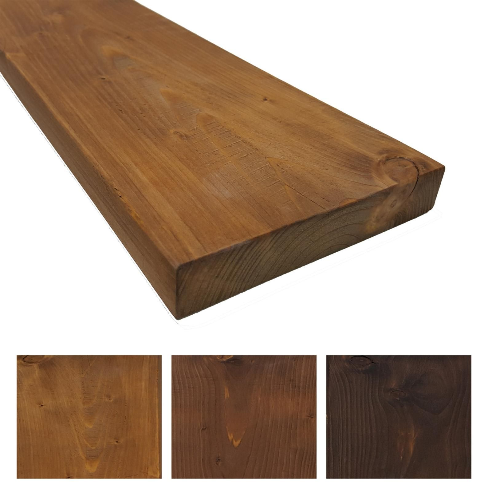 Rustikales Massivholz Wandregal 19cm Tief 35cm Stark Etsy Wood Wall Shelf Wood Wood Wall