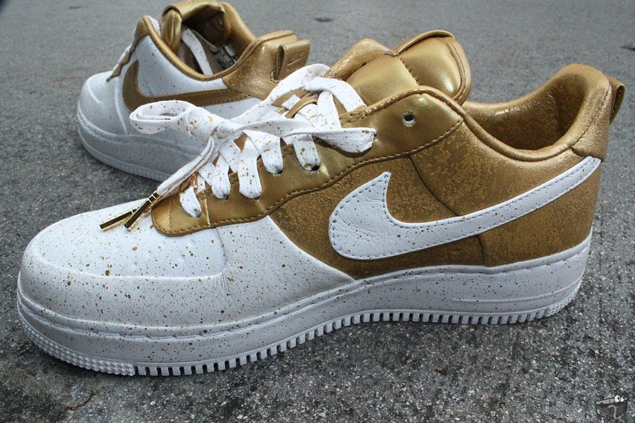 Nike Air Force I Low Gold Medal