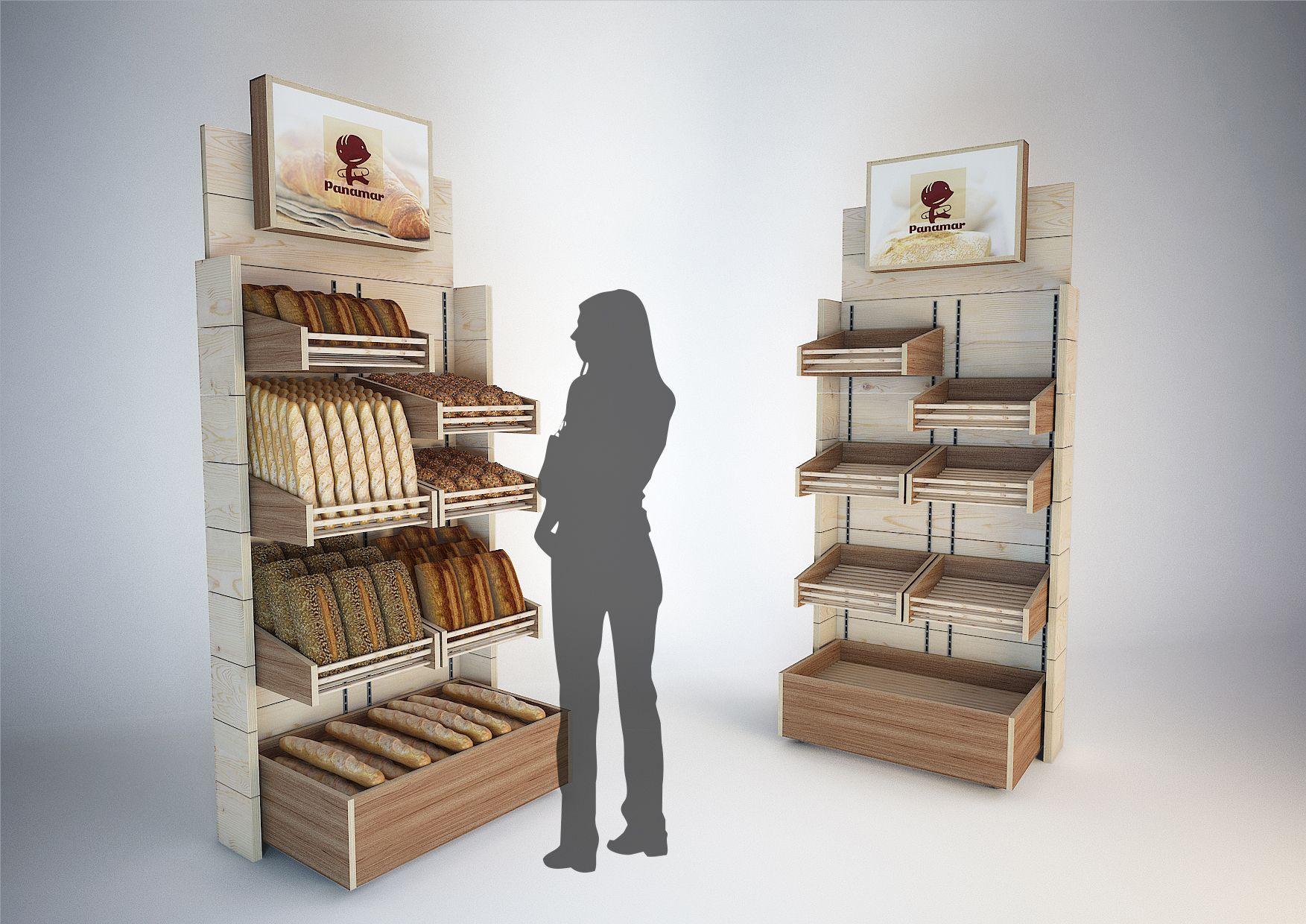 Muebles Supermercado - Mobiliario De Panaderias Pesquisa Google Doceria Pinterest [mjhdah]https://bespokeplv.com/wp-content/uploads/2015/04/expositor_lineal_de_supermecado_2.jpg