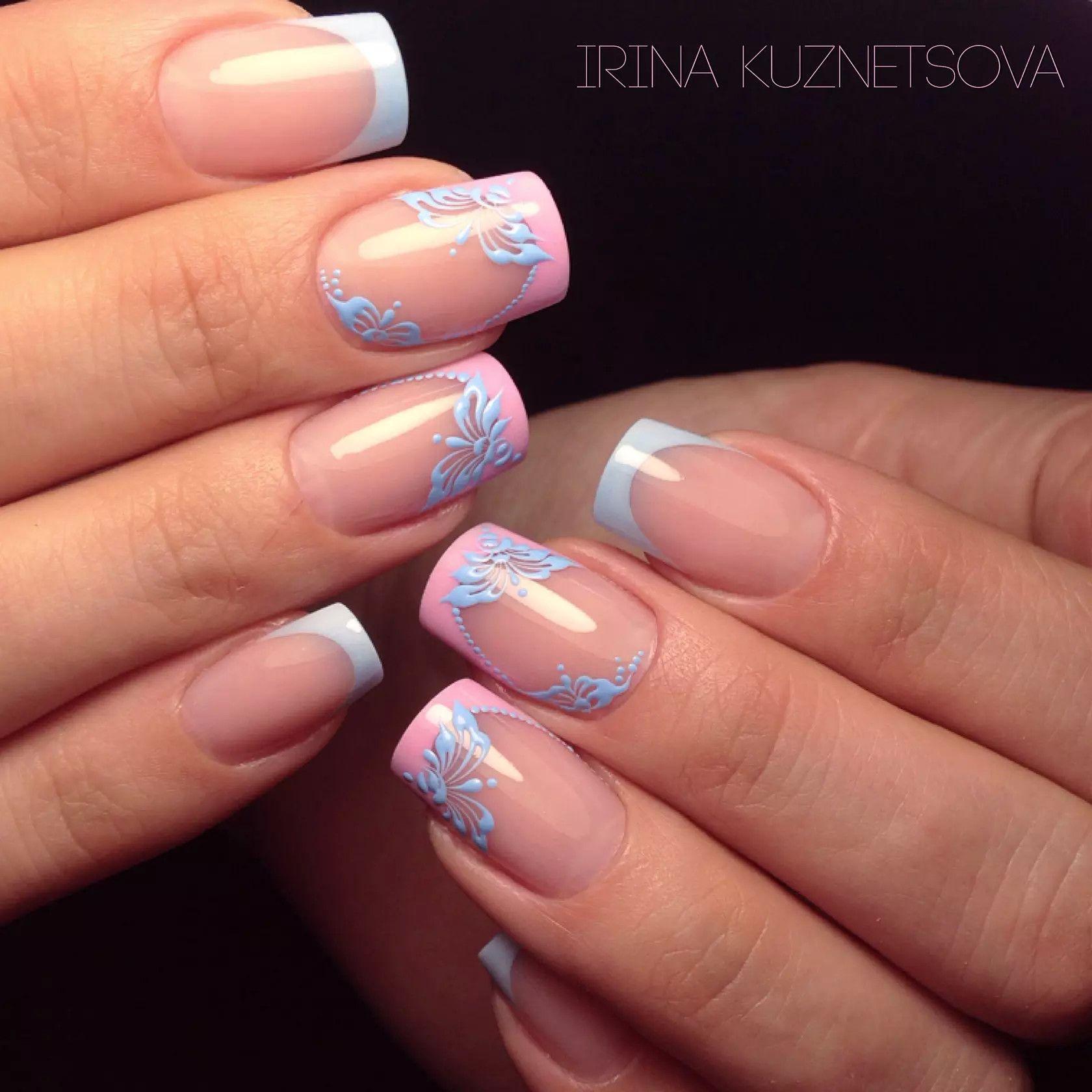 Фотография | Nails | Pinterest | Manicure, Nice nail designs and ...