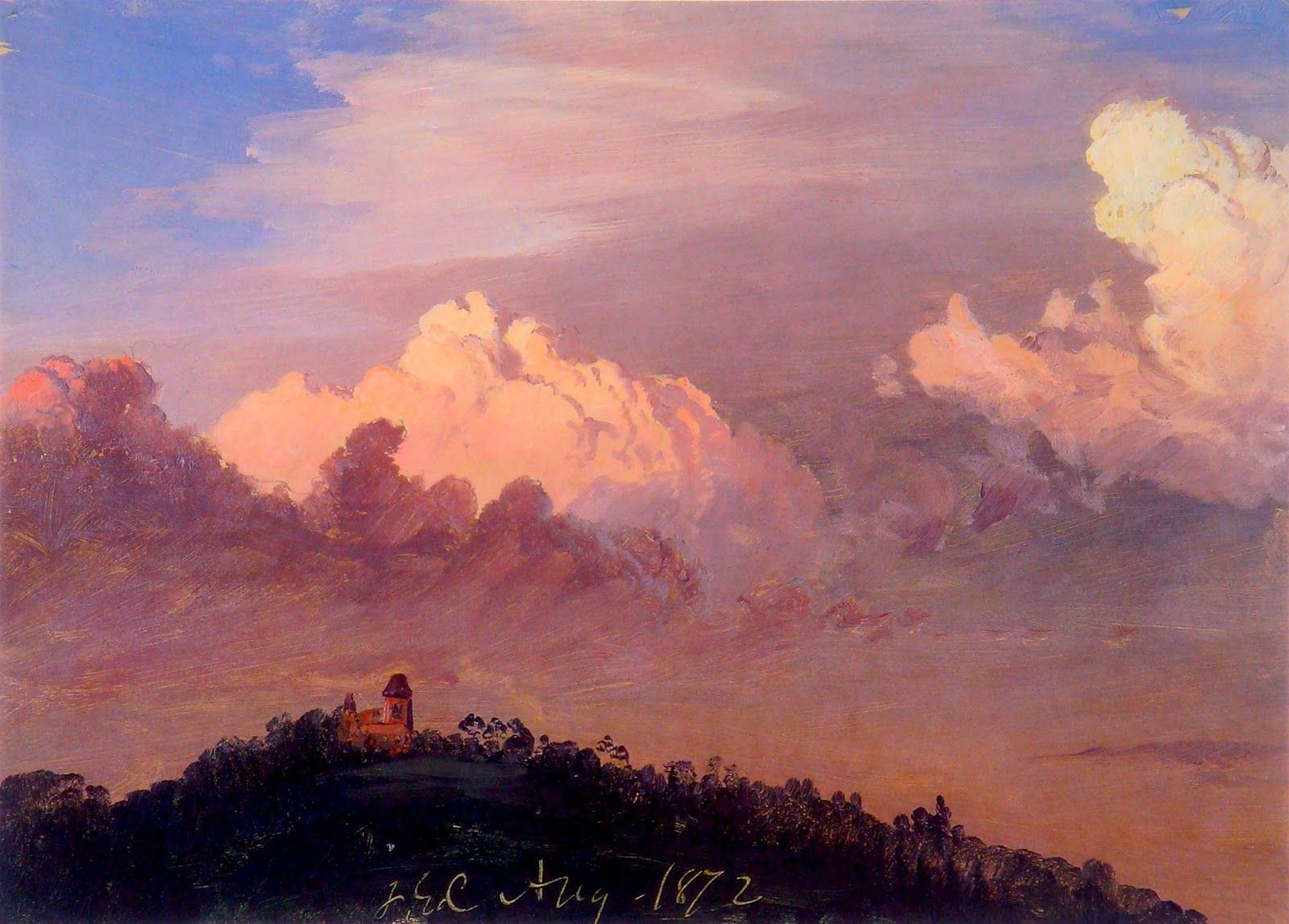 Frederic Edwin Church With Images Hudson River School