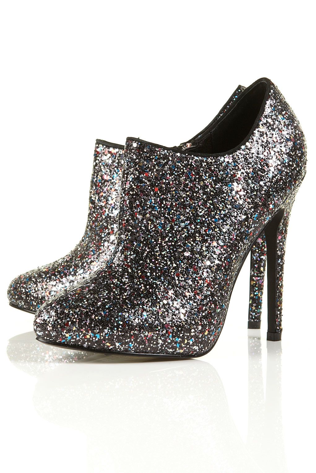 19d060dc705 might need these. #glitter | shoes. | Ankle boots dress, Shoes ...