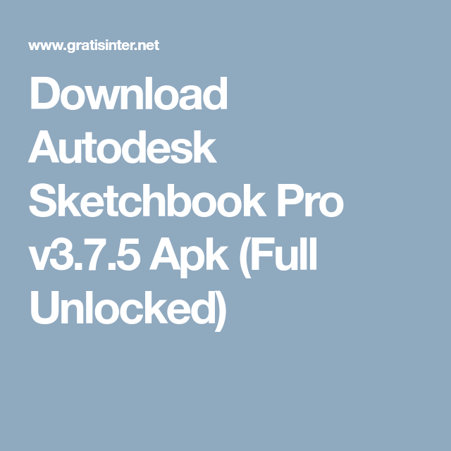 autodesk sketchbook pro full version free download android