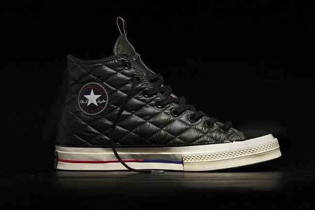 Converse All Star Chuck '70 Down pour l'hiver | Chaussures ...