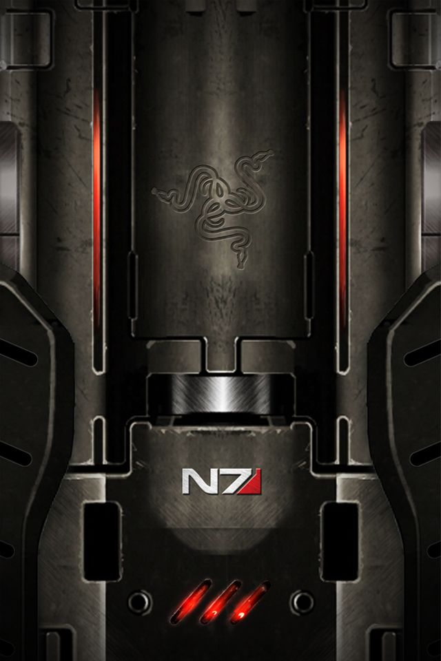 Download Mass Effect IPhone Wallpapers