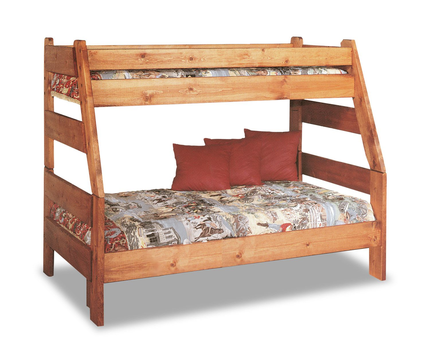 Bunkhouse High Sierra T/ F Bunk Bed Bunk beds, Natural
