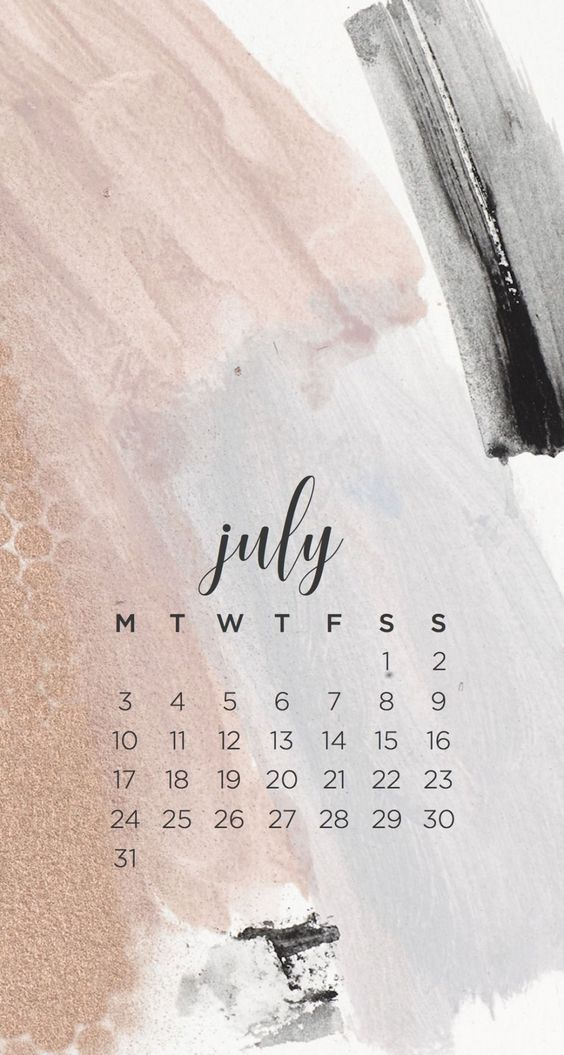 July 2020 Calendar Wallpaper Free Download | Calendar Template Printable
